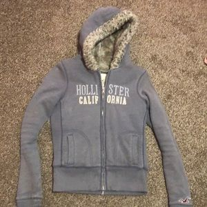 Jackets & Blazers - Hollister jacket
